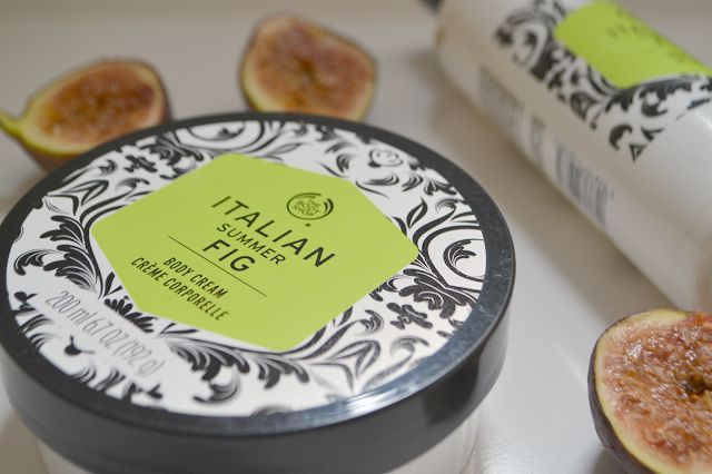 The Body Shop Italian Fig Collection