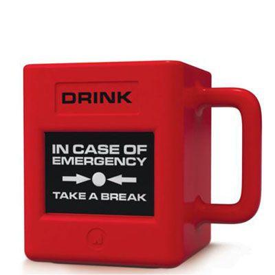 Keep calm and drink coffee.