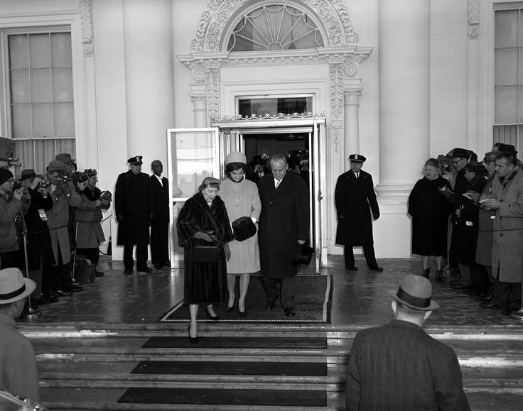 Pre Inaugural ceremonies at the White House   John F  Kennedy Presidential  Library. 17 Best images about Kennedys  1960 Election on Pinterest   Jfk