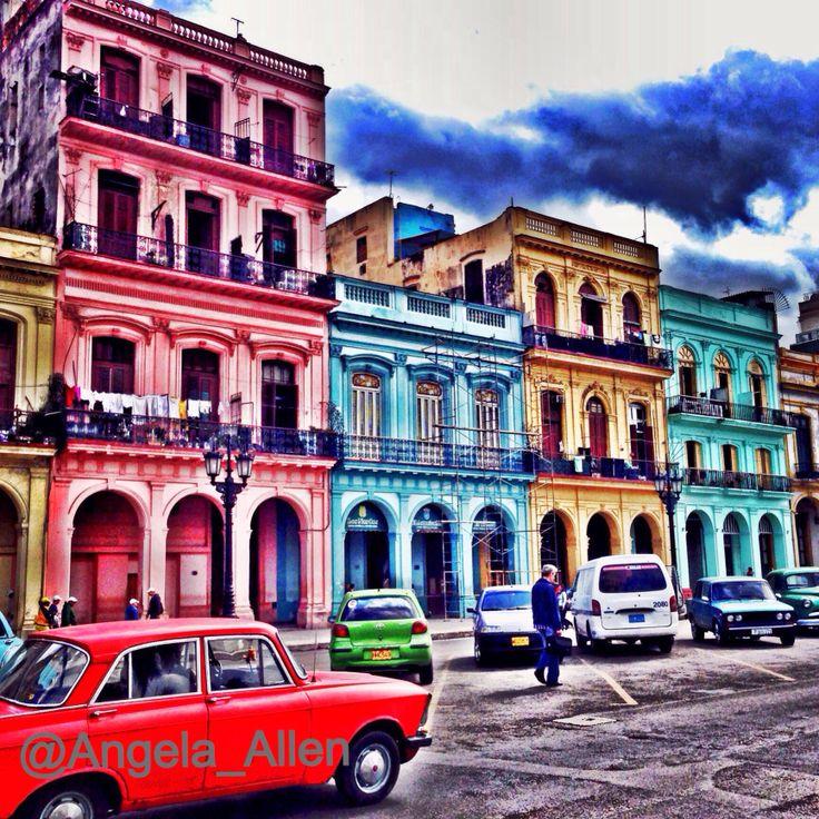 Colourful in Havana