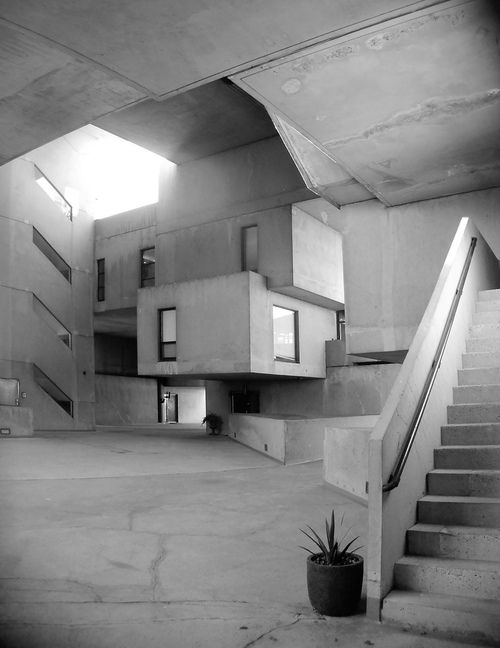 Habitat '67, Montreal, Moshe Safdie, 1967 | trevor.patt