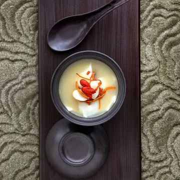 A Recipe by Tong Chee Hwee for Ginseng and Silken Bean Curd Soup | FOUR Magazine