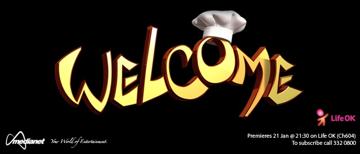 Welcome - 'Welcome: Baazi Mehmaan-Nawaazi ki' is the new reality show featuring mad dinner parties with host Ram Kapoor and most unlikely celebs under one roof leading to high-pitch drama and madness. The show brings five celebrities together every day in a competition to be the best host.