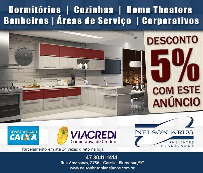 Dormitórios  |  Cozinhas  |  Home Theaters  | Banheiros | Áreas de serviços | Corporativos