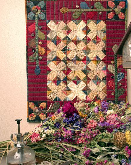 316 best Kim Diehl images on Pinterest   Mini quilts, Miniature ... : kim diehl quilt patterns - Adamdwight.com