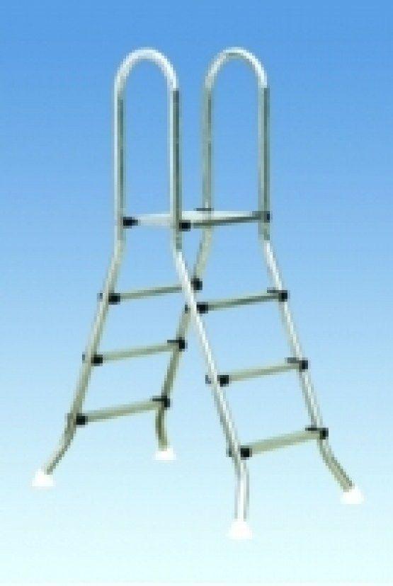 Лестница сборно-разборных бассейнов 5+5 ступеней IML Испания 5522