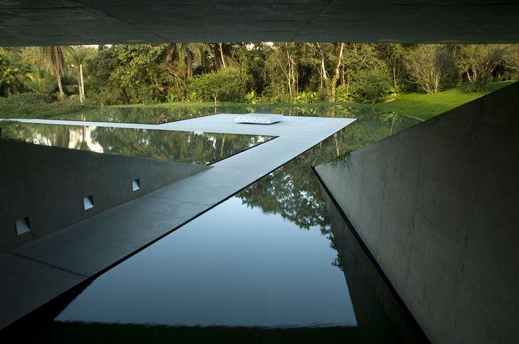 Inhotim Centro de Arte Contemporânea located in Brumadinho, a village near Belo Horizonte, the capital of Minas Gerais state in Brazil by TACOA ARQUITETOS
