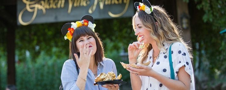 #CAsFoodDrink | 2018 Disney California Adventure Food & Wine Festival - Thru April 12, celebrate the bounty of California with irresistible cuisine, beverages, entertainment and more!
