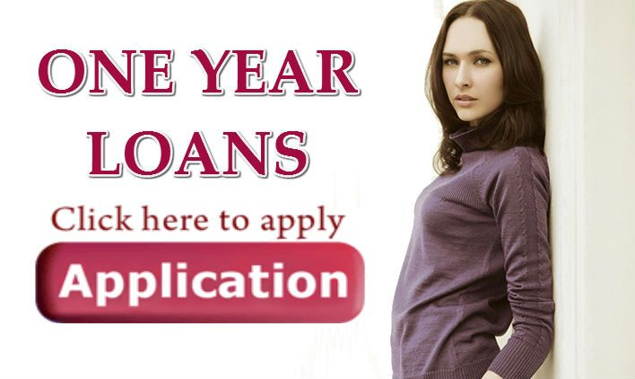 One Year Loans can be gettable by those who are apt for them and does not worry