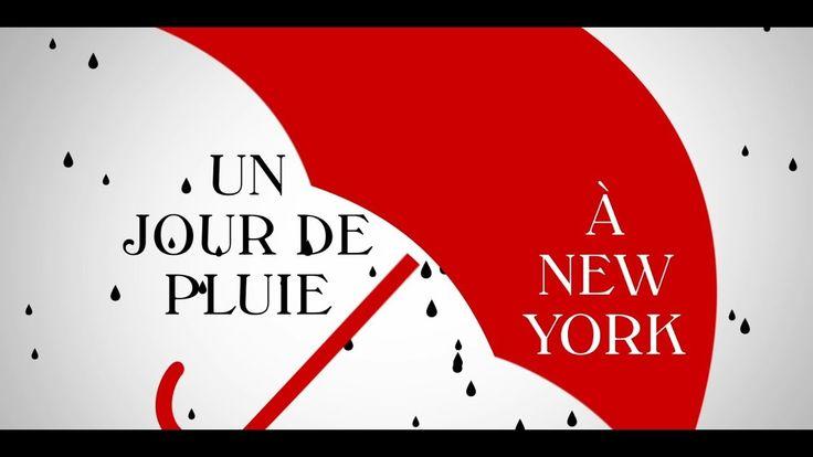 J Pour Un Jour De Pluie A New York Woody Allen 2019 Trailer Jour De Pluie Bande Annonce Woody Allen