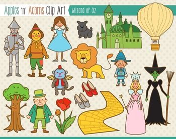 Clip Art Wizard Of Oz Clips 1000 images about wizard of oz on pinterest poppy fields symbols google search