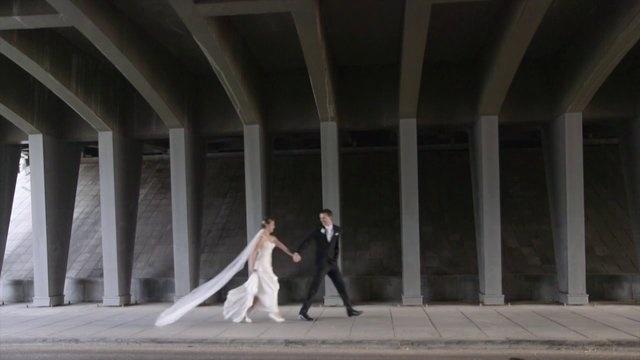 The Wedding of Phil & Lorin    Ceremony: St Patrick's, Fremantle  Reception: Fraser's, King Park    Cinematic Wedding Videos  www.whiteboxstudio.com.au