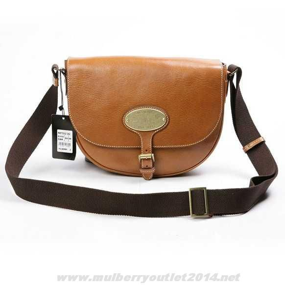 Womens Mulberry Bonnie Leather Satchel Bag Light Coffee Coupons Sale