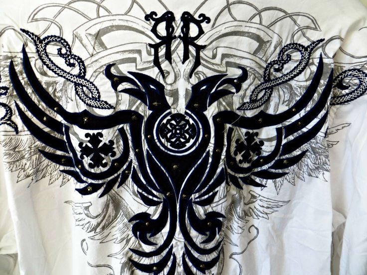 SPECIAL SALE Vintage Mens Designer Shirt Roar Signature XXL White by FabulousFunFashion on Etsy
