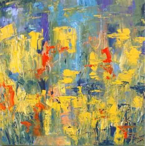 Oil and Acryl art Art gallery Sabine Budin www.sabinebudin.at