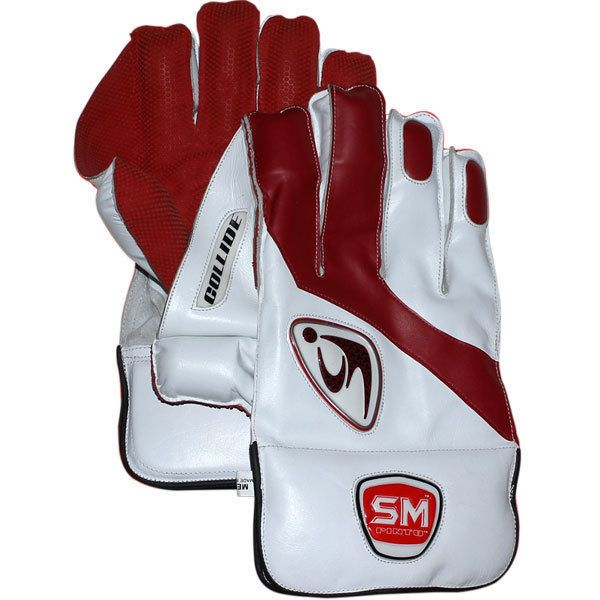 Sm Collide Cricket Wicket Keeping Gloves Free Shipping