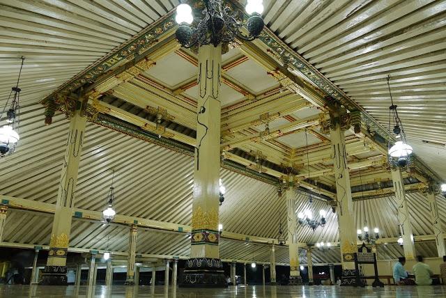 Masjid Agung Yogyakarta, Indonesia