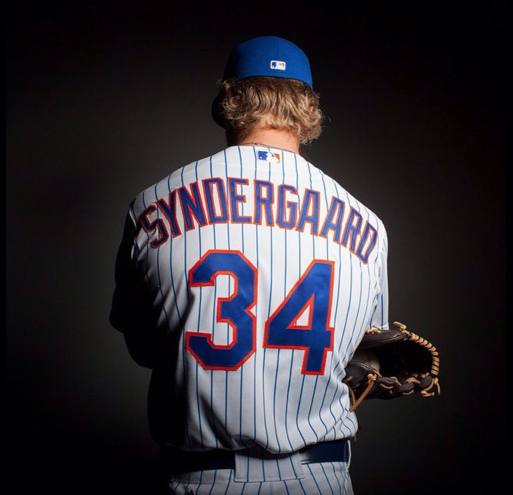 Noah Syndergaard makes his Mlb debut tonight vs. The Chicago Cubs - New York Mets