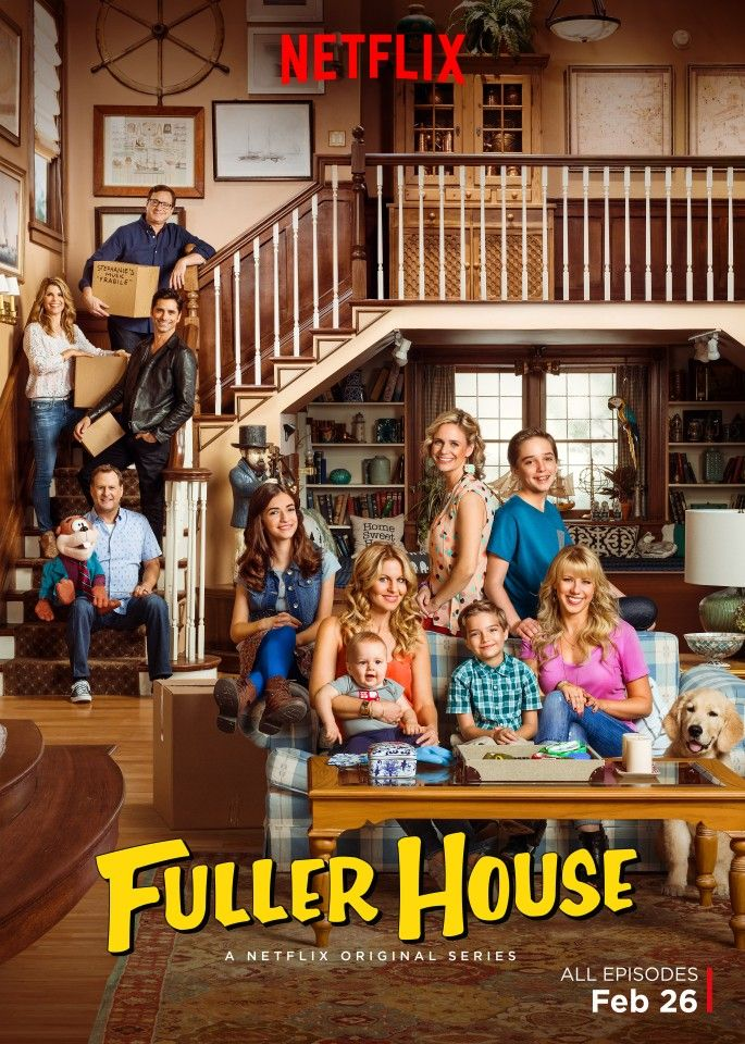 Fuller House Netflix Exclusive #StreamTeam Review