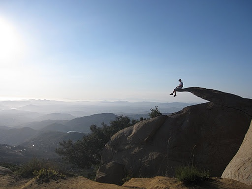 Mt. Woodson, Potato Chip Rock...this is definitely on my San Diego to-do list!