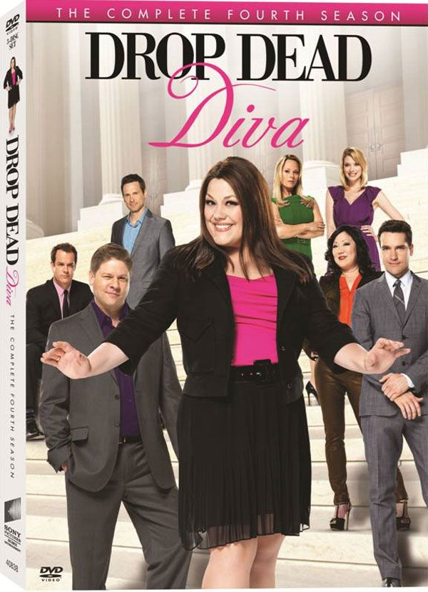 64 best images about t v shows on pinterest eddie cahill henry morgan and billy brown - Drop dead diva series ...