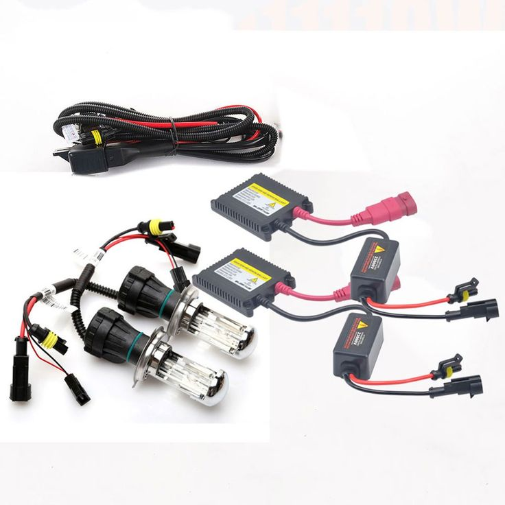 On sale US $32.76  12V 55W xenon H4 high low Bixenon lamp kit HB2 9003 high low light 4300K 6000K 8000K H4 bi xenon kit  #xenon #high #Bixenon #lamp #light  #BlackFriday