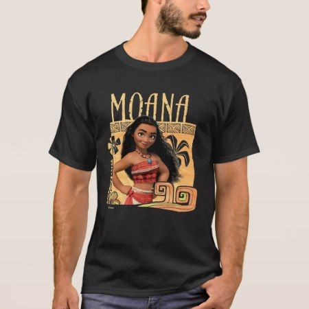Moana | Find Your Way T-Shirt - click to get yours right now!