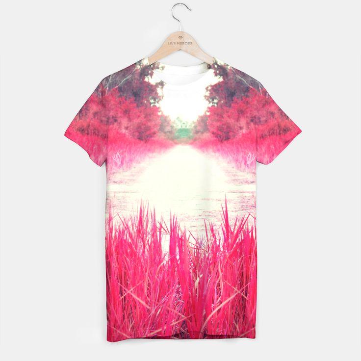 Vintage pink Grass by MEESRI 29.95€
