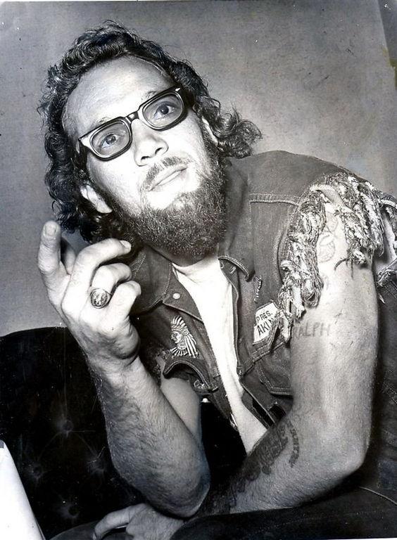 Sonny Barger- The main man himself!