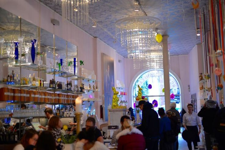 Kopenhagen Royal Smushi Cafe - 1