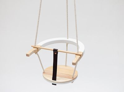 adorable.Baby Swings, La Clinica, Interiors Design, Clinica Design, Ciszak Dalma, Outdoor Swings, Kids Toys, Handcrafted Furniture, Baby Furniture