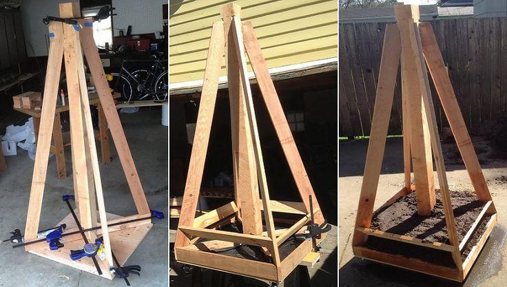 Vertical-Pyramid-Garden-Planter-DIY-06