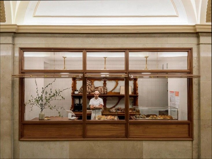 Redefining The Bakery Glamour Edition Interior Design