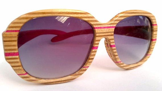 Big frames for ladies by Sk8Shades on Etsy, $120.00