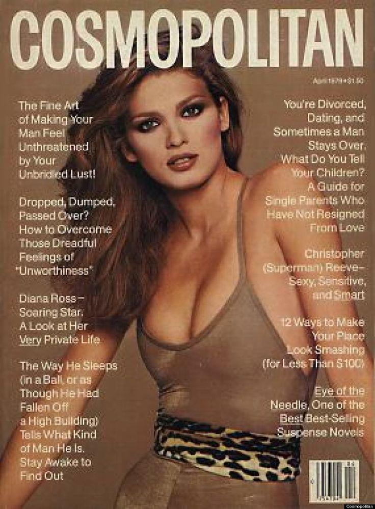 Gia Carangis Most Iconic Fashion Moments.Cosmopolitan  April 1974