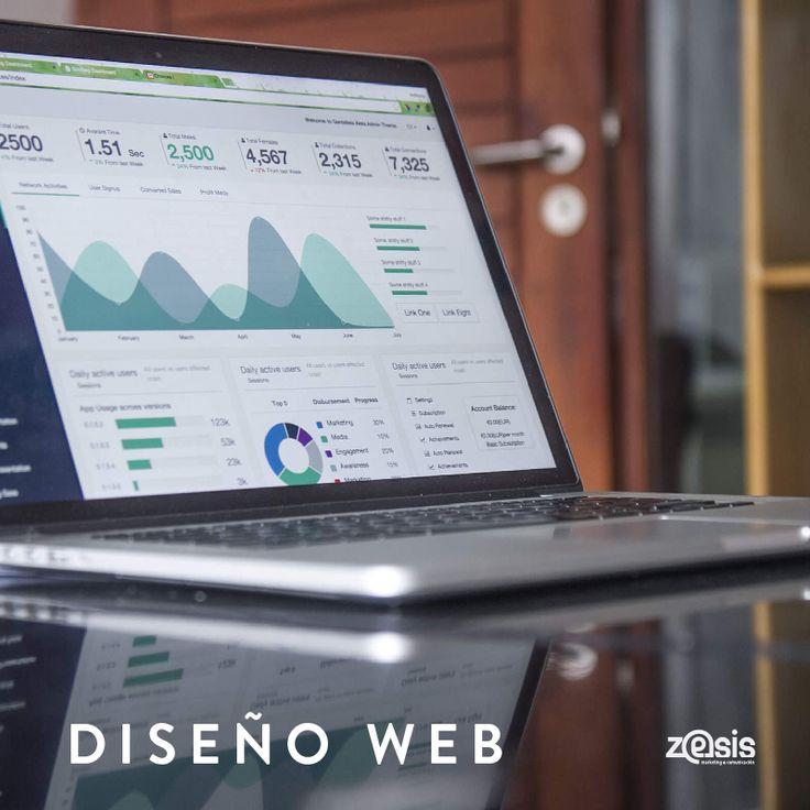 Diseño web   Grupo Zeumat #zesis #zeumat #grupozeumat #paginaweb #web #diseño #imagen #servicios #internet #paginasweb #tecnologias #zesiscomuncacion #comunicacion