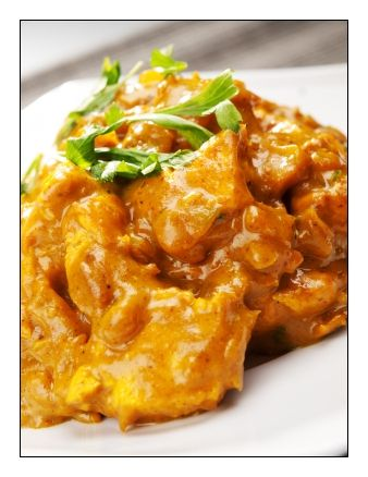 Chicken peanut curry | Stay at Home Mum