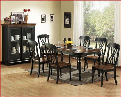 16 Best Furniture  Dining Room Sets Images On Pinterest  Dining Alluring Real Wood Dining Room Sets Design Inspiration