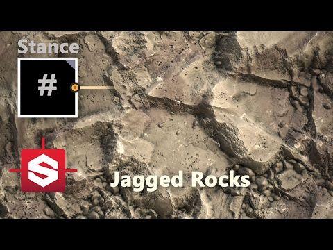 Jagged Rocks - Substance Designer Material Breakdown - YouTube