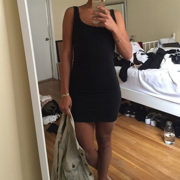 BP plain black tank dress So perfect for causal or dressing up - good condition bp Dresses Mini