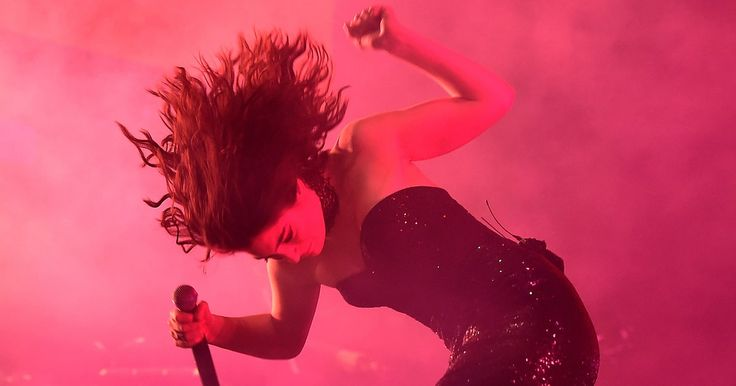Hear Lorde's New Existential Party Anthem 'Perfect Places' #headphones #music #headphones