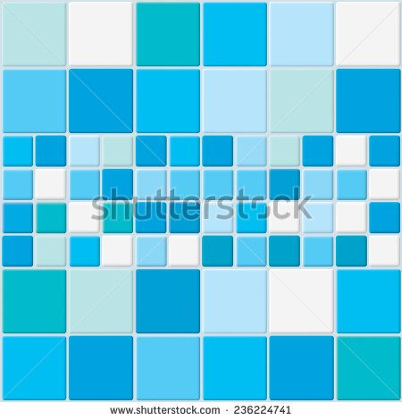Flower Background Tile