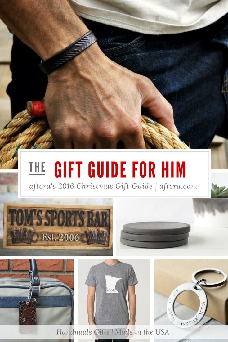 344 best aftcra Gift Ideas / gifts for him images on Pinterest ...