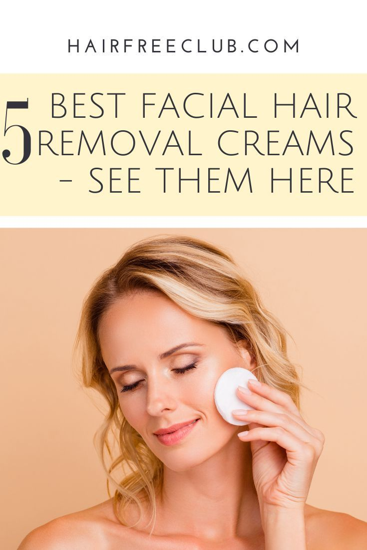 The Hair Removal Experts Facial Hair Removal Cream Hair Removal