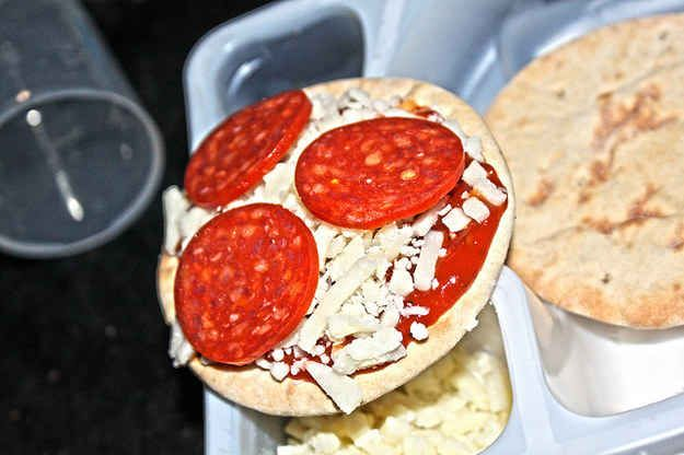 Showing up to your lunch table with a pizza Lunchable. | 31 Little Victories That Made Every '90s Kid Feel Invincible