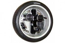 Venturi Volage Concept in Wheel motors