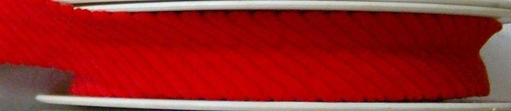 Nastri di velluto - Sbieco di velluto - un prodotto unico di CREATIVA-ROSETTA su DaWanda