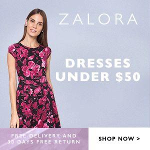ZALORA SINGAPORE - Dresses Under $50