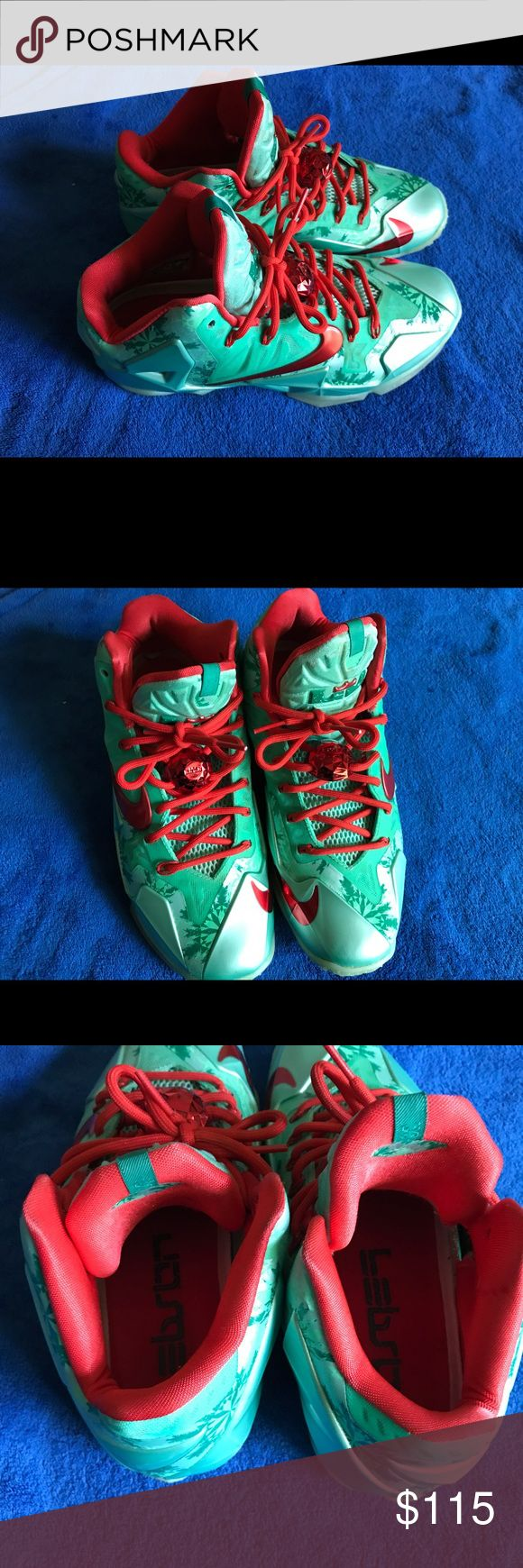 Nike Lebron 11 xmas day 8.5 Nike Shoes Sneakers