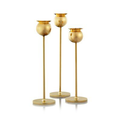 Candle Holders by Skultuna.
